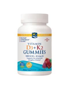 Vitamin D3+K2 Gummies,...