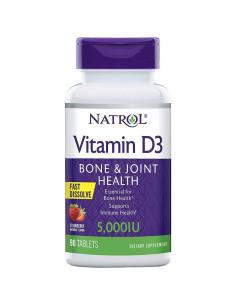 Vitamin D3 Fast Dissolve,...