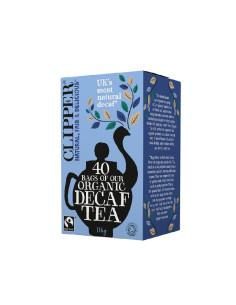 Herbata czarna bezkofeinowa...