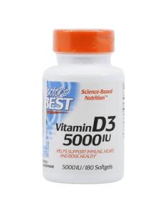 Doctor's Best Witamina D3...