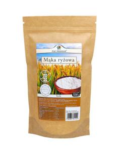 Mąka ryżowa biała bezgl....