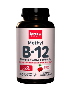 Methyl B-12 cherry 500 mcg...