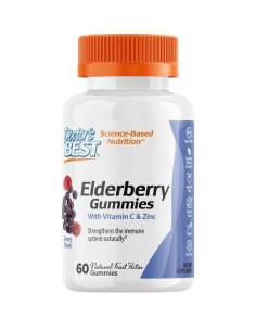 Elderberry Gummies with...