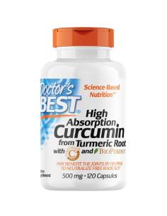 High Absorption Curcumin...