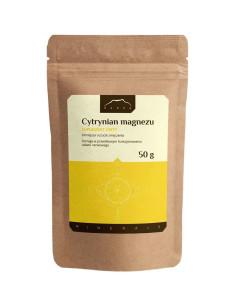 Cytrynian magnezu 50 g NANGA