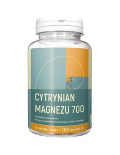 Cytrynian magnezu 700 mg...
