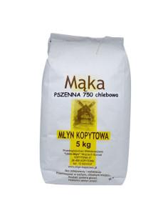 Mąka Pszenna typ 750...