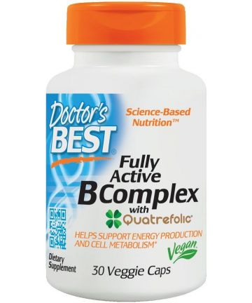 Fully Active B-Complex with...