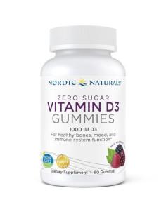 Vitamin D3 Zero Sugar, Wild...