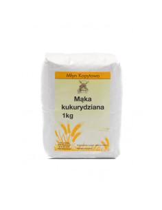 Mąka kukurydziana 1 kg MŁYN...