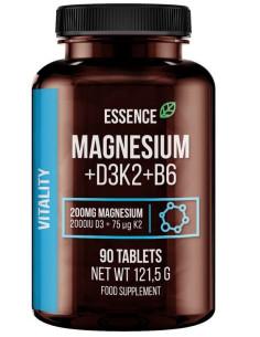 Magnesium + D3K2 + B6 - 90...