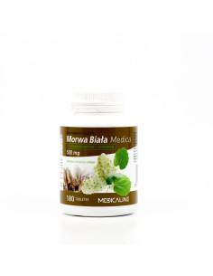 Morwa Biała - 500 mg - 180...
