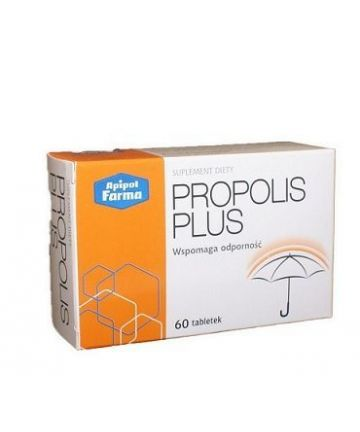 Propolis Plus 60 tabletek...