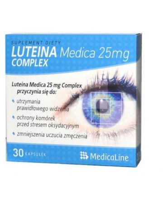 Luteina Medica 25 mg...