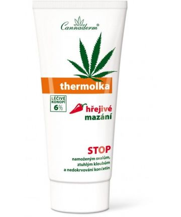 Thermolka 6% 200 ml CANNADERM