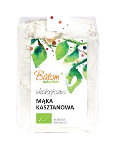 Mąka Kasztanowa BIO 250g BATOM