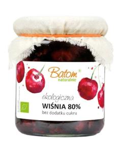 Dżem Wiśniowy 80% bez Cukru...