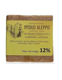 Mydło Aleppo 12% 190g