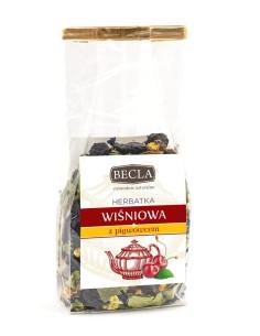 BECLA Herbatka wiśniowa 100g