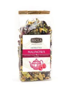 BECLA Herbatka malinowa 100g