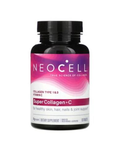 SUPER COLLAGEN + C 120 TABLETEK NEOCELL