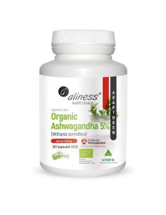 Organic Ashwagandha 5%...