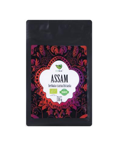 Assam Herbata Czarna BIO 130g ALINESS ECOBLIK