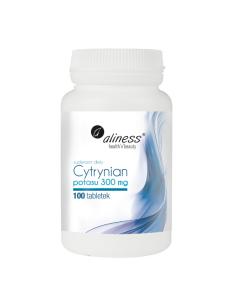 Cytrynian Potasu 300 mg 100...