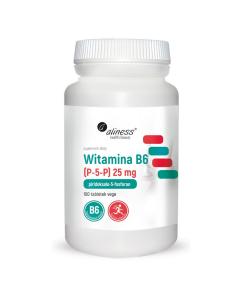 Witamina B6 (P-5-P) 25 mg...
