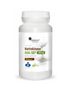 Nattokinase NSK-SD® 100 mg...