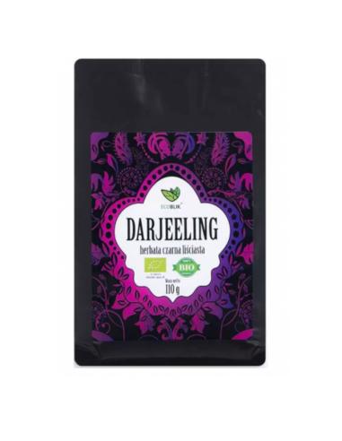 Darjeeling Herbata Czarna BIO 110g ALINESS ECOBLIK