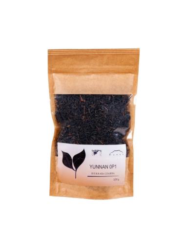 Herbata czarna Yunnan OP1 100g NANGA