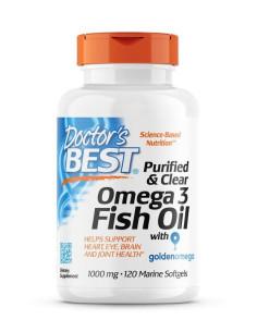 Purified & Clear Omega 3...