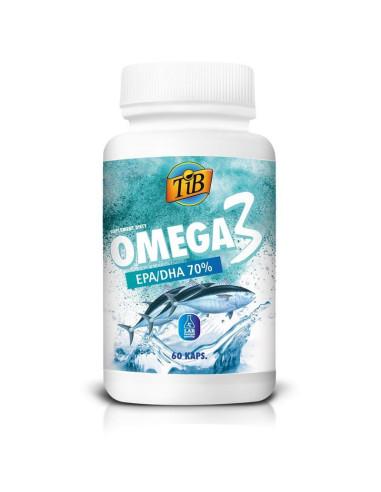 OMEGA-3 - 60kaps - TiB