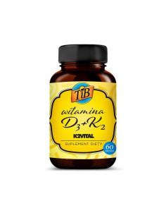 WITAMINA D3+K2 - 60kaps - TiB
