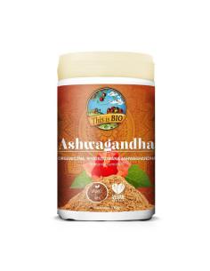 ASHWAGANDHA 100% ORGANIC -...