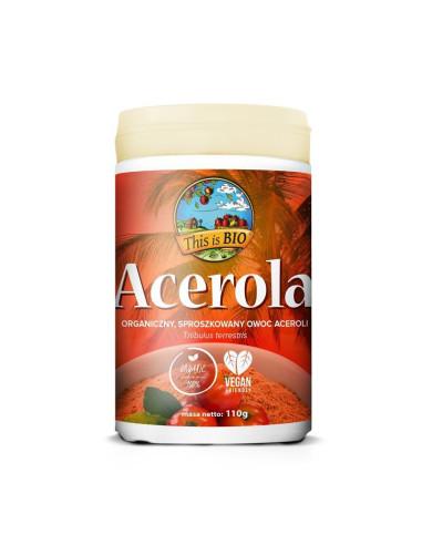 ACEROLA 100% ORGANIC - 110g - This is BIO