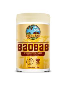 BAOBAB 100% ORGANIC - 110g...