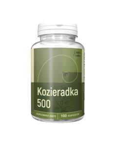 Kozieradka 500 mg 100...